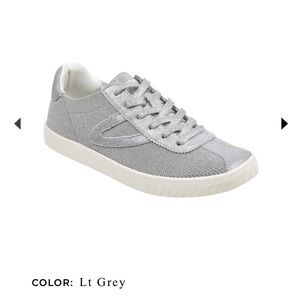 Tretorn Camkin4 low-top sneaker (Silver)